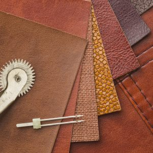 top-view-leather-with-needle